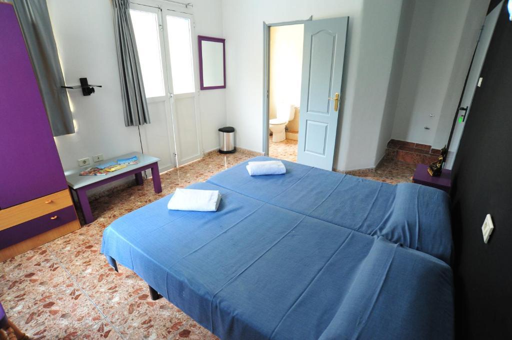 Habitación doble exterior  (baño privado)
